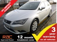 USED 2016 16 SEAT LEON 1.6 TDI SE TECHNOLOGY BUSINESS 5d 110 BHP