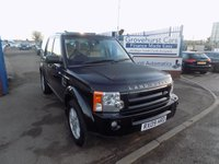 2009 LAND ROVER DISCOVERY 2.7 3 TDV6 5d AUTO 188 BHP £9995.00