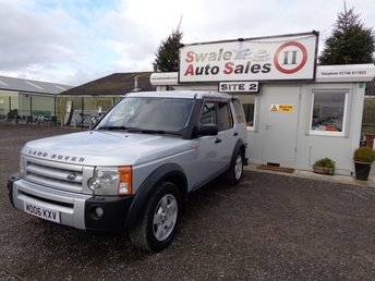 View our LAND ROVER DISCOVERY 3 TDV6 SE