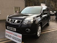 USED 2011 61 NISSAN X-TRAIL 2.0 TEKNA DCI 5d 171 BHP *STUNNING*LADY OWNED 6YRS*SERVICE HISTORY*LEATHER*