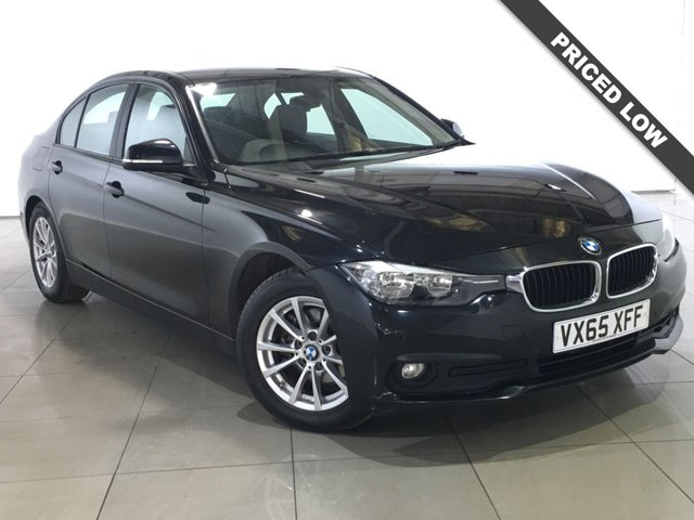 View our 2015 65 BMW 3 SERIES 2.0 320D ED PLUS 4d AUTO 161 BHP