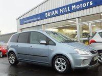 USED 2007 57 FORD C-MAX 1.6 TDCi ZETEC 5dr ..(FULL SERVICE HISTORY. IMMAC)