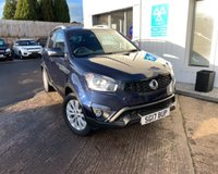 USED 2017 17 SSANGYONG KORANDO 2.2TD EX 5d 176 BHP 2WD