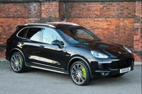 USED 2015 15 PORSCHE CAYENNE 3.0 E-Hybrid S Tiptronic S AWD 5dr **NOW SOLD**