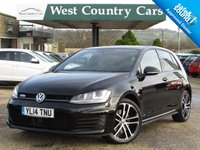 USED 2014 14 VOLKSWAGEN GOLF 2.0 GTD 5d 181 BHP Only 2 Owners From New