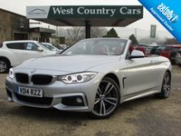 USED 2014 14 BMW 4 SERIES 3.0 435I M SPORT 2d AUTO 302 BHP Stunning Colour Combination