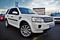 2012 LAND ROVER FREELANDER 2.2 SD4 HSE 5DR AUTO 190 BHP £12495.00