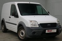 USED 2012 12 FORD TRANSIT CONNECT 1.8 T200 LR 1d 74 BHP 1 OWNER + FULL SERVICE HISTORY