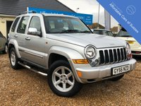 2006 JEEP CHEROKEE 3.7 LIMITED V6 5d AUTO 201 BHP £SOLD