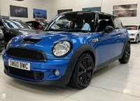 2010 MINI HATCH COOPER 1.6 COOPER S 3d 184 BHP *CHILI PACK* £6695.00