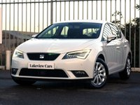 USED 2014 64 SEAT LEON 1.6 TDI SE TECHNOLOGY 5d 105 BHP ZERO ROAD TAX - 74.3 AVG MPG