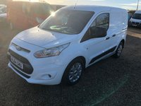 USED 2014 64 FORD TRANSIT CONNECT 1.6 200 TREND P/V 1d 94 BHP AIR CONDITIONING * 3 SEATS * FULL SERVICE HISTORY.