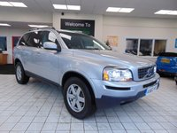 USED 2010 60 VOLVO XC90 2.4 D5 ACTIVE AWD 5d AUTO 185 BHP 1 OWNER+ FULL SERVICE HISTORY + LONG MOT + CRUISE CONTROL + CLIMATE CONTROL + 7 SEATS + ALLOYS + 2 KEYS + CD/RADIO + ELECTRIC WINDOWS
