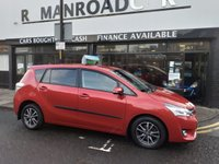 2013 TOYOTA VERSO 2.0 ICON D-4D 5d 122 BHP £10995.00