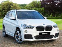 USED 2016 16 BMW X1 2.0 XDRIVE20D M SPORT 5d AUTO 188 BHP A GREAT ECONOMICAL FAMILY CAR