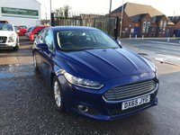 USED 2015 65 FORD MONDEO 1.5 ZETEC ECONETIC TDCI 5d 114 BHP FULL DEALER HISTORY-1 OWNER-SAT NAV-BLUETOOTH-ZERO £££ ROAD TAX