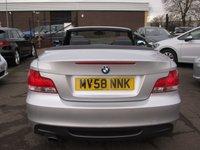 USED 2008 58 BMW 1 SERIES 2.0 120D M SPORT 2d AUTO 175 BHP AUTO - DIESEL - CONVERTABLE