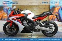 USED 2015 15 HONDA CB650 CBR 650 FA-E ABS - 1 Owner bike Low miles