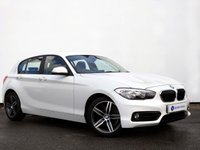 USED 2016 16 BMW 1 SERIES 1.5 118I SPORT 5d 134 BHP Satellite Navigation with Bluetooth & Full BMW Main Dealer Service History......