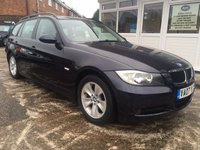 USED 2007 07 BMW 3 SERIES 2.0 318I SE TOURING 5d AUTO 128 BHP
