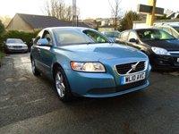 USED 2010 10 VOLVO S40 2.0 S D 4d 136 BHP