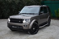 USED 2015 LAND ROVER DISCOVERY 4 3.0 SDV6 COMMERCIAL XS 1d AUTO 255 BHP 5 SEATER  5 SEATER