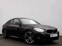 USED 2014 64 BMW 3 SERIES 2.0 320D M SPORT GRAN TURISMO 5d AUTO 181 BHP Harman Kardon Loud Speaker System, Satellite Navigation with Heated Leather & Xenon Headlights......