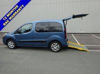 USED 2013 63 CITROEN BERLINGO MULTISPACE 1.6 HDI PLUS 5d 91 BHP WHEELCHAIR ACCESS WAV 5 SEATS + WHEELCHAIR ACCESSIBLE VEHICLE