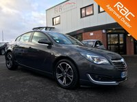 USED 2015 65 VAUXHALL INSIGNIA 2.0 LIMITED EDITION CDTI 5d 128 BHP