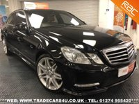 USED 2012 12 MERCEDES-BENZ E 350  CDI S/S SPORT PLUS AUTO 4 DOOR UK DELIVERY* RAC APPROVED* FINANCE ARRANGED* PART EX