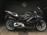 2014 BMW F 800 GT 2014. 31K. FSH. TOP SPEC. ESA. ASC. ABS £4250.00