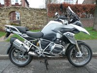 2014 BMW R SERIES 1170cc R 1200 GS  £8495.00