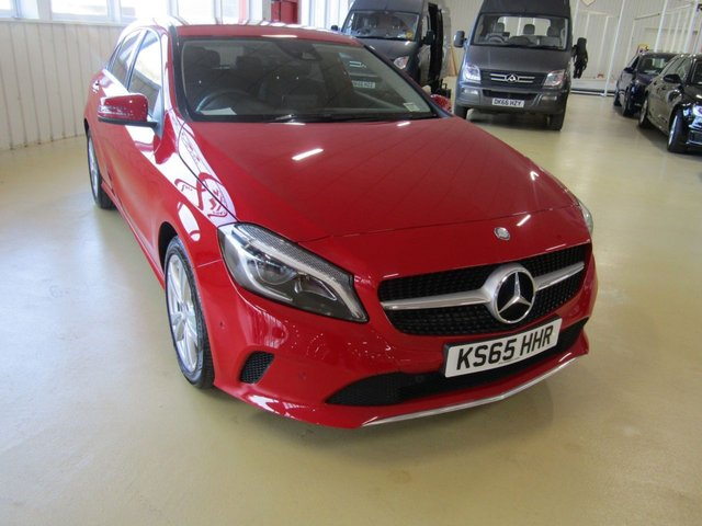 View our 2016 MERCEDES-BENZ A CLASS 2.1 A 200 D SPORT PREMIUM 5d 134 BHP