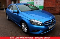USED 2014 64 MERCEDES-BENZ A CLASS 1.5 A180 CDI ECO SE 5d 109 BHP +ONE OWNER +FREE TAX +SERVICED