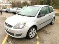 USED 2008 58 FORD FIESTA 1.2 STYLE CLIMATE 16V 3 DR ONLY 43K 5 SVS INC CAM BELT  ONLY 43K, 1 FORMER KEEPER, 5 SERVICES INC CAM BELT,