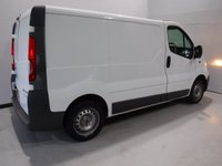 USED 2011 60 VAUXHALL VIVARO 2.0 2700CDTI SWB SHR 1d 90 BHP A STUNNING AND VERY WELL LOOKED AFTER VAN,  FULL HISTORY, 6 STAMPS, JUST HAD A CLUTCH AND FLYWHEEL £800  FINISHED IN GLEAMING WHITE, , CRUSE CONTROL, RADIO CD PLAYER, REMOTE CENTRAL LOCKING ELEC WINDOWS, REAR PARKING SENSORS  REAR WINDOWS AT ADDITIONAL COST,