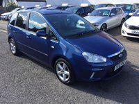 USED 2010 10 FORD C-MAX 1.8 ZETEC 5d 116 BHP GREAT CONDITION C-MAX WITH GOOD SERVICE HISTORY