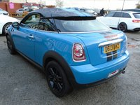 USED 2013 13 MINI COUPE 1.6 COOPER 2d 120 BHP