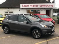 USED 2016 66 PEUGEOT 2008 1.2 Allure S/S Automatic