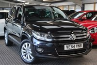 USED 2014 64 VOLKSWAGEN TIGUAN 2.0 MATCH TDI BLUEMOTION TECHNOLOGY 4MOTION 5d 139 BHP