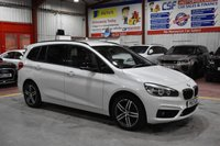 USED 2017 17 BMW 2 SERIES 1.5 216D SPORT GRAN TOURER 5d 114 BHP