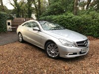 2009 MERCEDES-BENZ E-CLASS E350 CDI BLUEEFFICIENCY SE PAN ROOF £9250.00