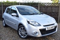 USED 2011 61 RENAULT CLIO 1.1 DYNAMIQUE TOMTOM 16V 5d 75 BHP Free 12  month warranty