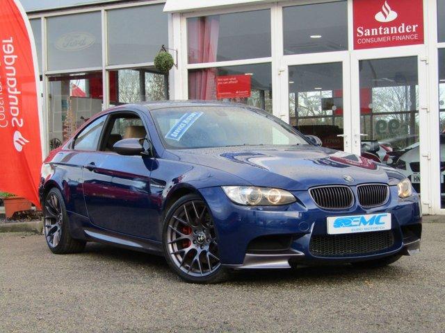 2009 BMW M3 4.0 M3 2d 415 BHP