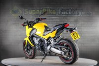 USED 2016 65 HONDA CB650 - USED MOTORBIKE, NATIONWIDE DELIVERY. GOOD & BAD CREDIT ACCEPTED, OVER 600+ BIKES IN STOCK