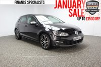 USED 2014 64 VOLKSWAGEN GOLF 2.0 GT TDI BLUEMOTION TECHNOLOGY 5DR £20 ROAD TAX 1 OWNER SAT NAV FULL SERVICE HISTORY FULL SERVICE HISTORY + £20 12 MONTHS ROAD TAX + SATELLITE NAVIGATION + BLUETOOTH + PARKING SENSOR + CRUISE CONTROL + AIR CONDITIONING + MULTI FUNCTION WHEEL + ELECTRIC WINDOWS + DAB RADIO + 17 INCH ALLOY WHEELS