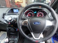 USED 2016 16 FORD FIESTA 1.6 ST-2 3d 180 BHP ** FULL RECARO LEATHER **