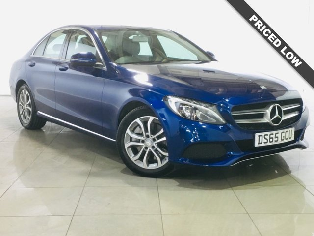 View our 2015 65 MERCEDES-BENZ C CLASS 2.1 C300 H SPORT 4d AUTO 204 BHP