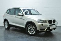 USED 2012 12 BMW X3 2.0 XDRIVE20D SE 5d 181 BHP PANORMAIC GLASS ROOF + FULL BMW SERVICE HISTORY + REVERSING CAMERA