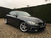 2014 BMW 4 SERIES 2.0 420D M SPORT 2d 190 BHP £15990.00